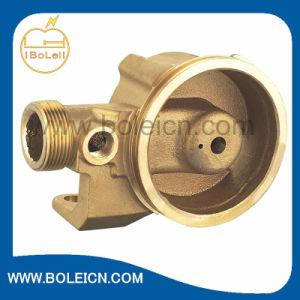 Circulating PumpのためのカスタマイズされたPump Spare Parts Forged Pump Housing
