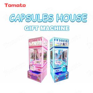 Machine van het Spel van de Gift van de Arcade van het Huis van capsules de Video