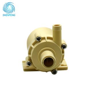 Qualité alimentaire de la pompe à moteur électrique 24V fabriqués en Chine