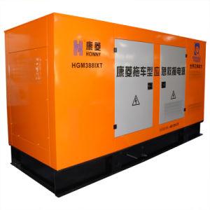 16kw aan de Diesel 1000kw & van het Gas Geluiddichte Cabine van de Generator