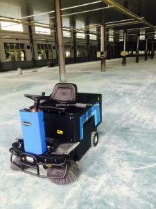 Gadlee Ce trajet industriel et commercial sur Sweeper (GTS1200)