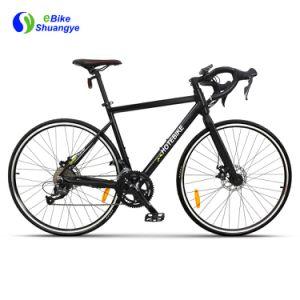 700c tiro 48V 250W Bicicletas de estrada eléctrica do motor