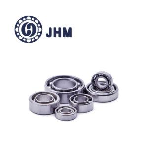 Rolamento de Esferas de entrada profunda em miniatura para Caixa de Engrenagens / 608-2z/2RS/aberta 8X22X7mm / China Fabricante / China Factory