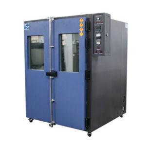 Aço inoxidável Estufa de secagem industrial de porta dupla