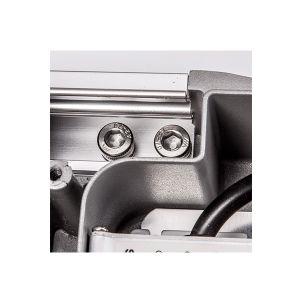 1-10V Dimmable 200W LED Lampe de Route pour Parking IP66