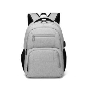 China Mens personalizada OEM de fábrica em viagem de negócios mochila saco com Logotipo do laptop