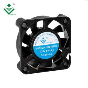 40*40*10mm 40mm do ventilador sem escovas DC 5V CC 12V o ventilador de resfriamento do gabinete da Sapata
