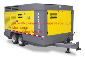 Atlas Copco Xas compresor de aire de tornillo portátil 1800 CD4 Xas1800 Xas CD1800.
