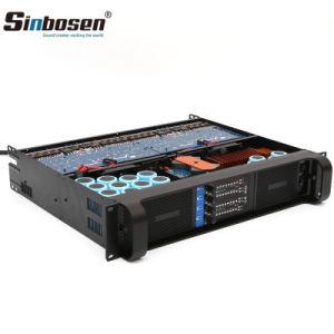 Fp10000P versión estándar 10 PCS profesionales condensador amplificador de potencia 2100 W 4 CANALES AMP.