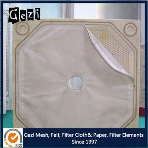 Gezi en nylon/PP/PE Anti-Pollution de tissu filtrant pour filtre Appuyez sur la machine
