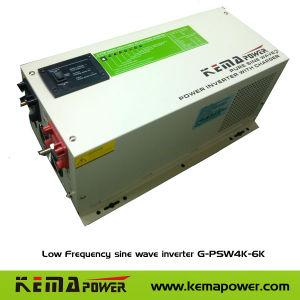 ibrido solare della carica incorporata fissata al muro 4kw-6kw fuori dall'invertitore con RS232
