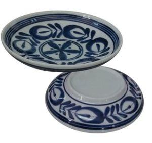 100 % de la mélamine de la vaisselle/plaque avec autocollant de la mélamine Double (DC13216)
