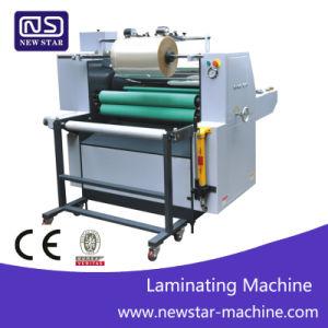 Máquina Que Lamina Manual del Papel de Aluminio de Yfmc-720A/920A/1100A