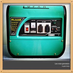 2.5Kw gerador a gasolina