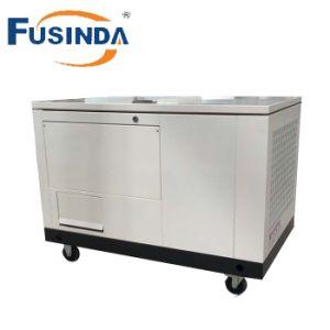 10kw/10kVA Gx 690 prezzo portatile silenzioso del generatore della benzina/benzina/gas dei due cilindri
