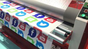 63pouces grand design le plus récent du rouleau en silicone sans base plastificateur de papier