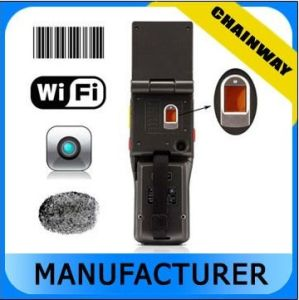 Leitor biométrico de impressões digitais do computador de mão (C5000Z-N)