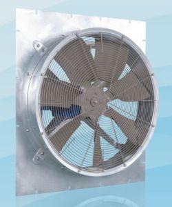 Ventilador eléctrico axial para a máquina da Porta de Ar Condicionado (RYF-900-2.2KW)