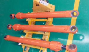 ケースの掘削機のための水圧シリンダ