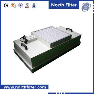 Classe 100 Boîtier de filtre à ventilateur de haute qualité