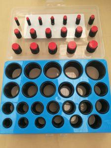 油圧シールの掘削機のパソコンのOリングボックスのためのゴム製シールの機械シールのOリングキット