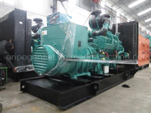 Type ouvert Oripo 550kVA Groupe électrogène Diesel avec moteur Shangchai