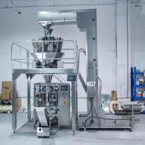 自動縦ピーナツくだらないキャンデートウモロコシの穀物のパッキング機械