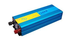 Alta eficiencia de onda sinusoidal pura CC12V AC220V 1500W Inversor de potencia