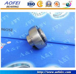 Maintenance-Free Insira o rolamento do mancal radial esférica UC206