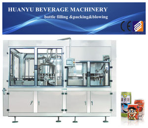 Pet/Aluminium Pop-Top Can Filling Machine (GD, FBZ)