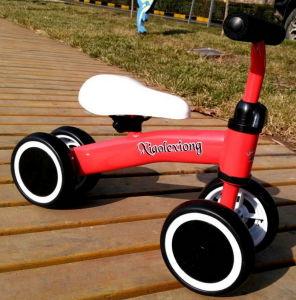 Triciclo del bambino dell'equilibrio della rotella dei bambini tre