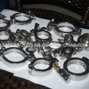 Steel inoxidable Washer et Nut pour Clamp