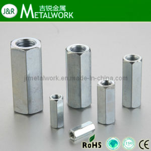 Le couplage de l'écrou hexagonal Grade4.8 DIN6334