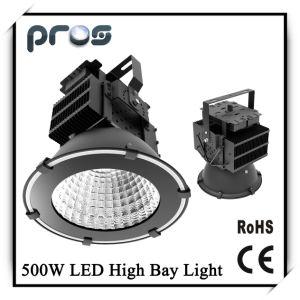 IP65 500W luz Industrial LED para iluminación del estadio al aire libre