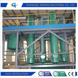 Oil MachineへのJinpeng Classical Design Waste Recycling