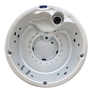 Modèle n .: A400 acrylique ronde baignoire à remous