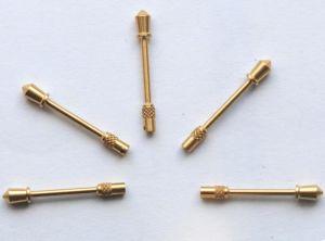 OEM TOUR CNC en laiton Usinage de précision de pièces, partie médicale