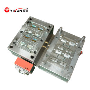 Custom Switch Socket Housing Button Plastic Injection Mold/Mould Parts