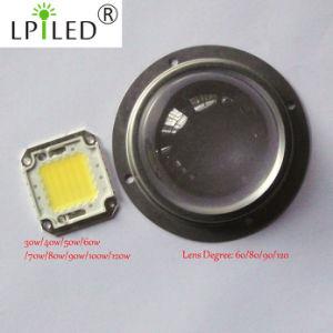 Potencia de 50W proyector LED de luz de la calle