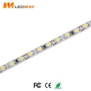 Buona qualità e striscia stabile di prestazione 3528 5mm LED con la certificazione del FCC di RoHS del CE