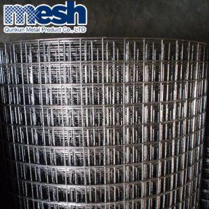 熱い浸された電流を通された溶接された金網