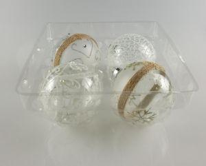 Árvore de Natal da esfera de vidro (LCP-UM-00039)