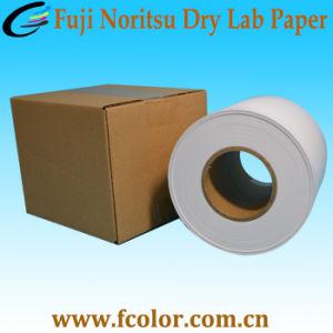 Mini DryLab Foto Papel para Fuji DX100 DL600 Fotográfico