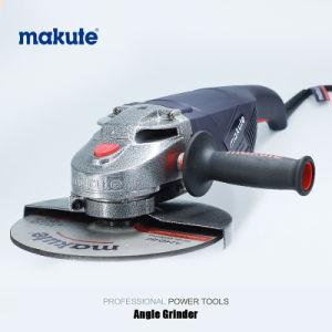 Makute 2400W 230mm Angle humide meuleuse électrique Stone Grindering Sander