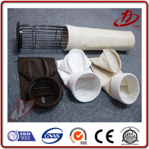 Baghouse installierte Anwendungs-Filtration-Systems-Filtertüte