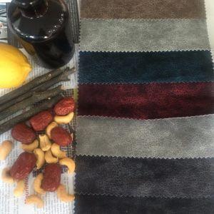De Stof van het Fluweel van Microfiber van de rek voor de Textiel van het Huis