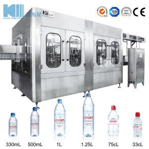 De Machine van het Flessenvullen van het water met Goede Fabrikant