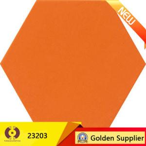 等級AAAの六角形の壁のタイルの床タイル(23203)
