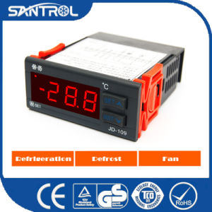 El JD-109 Controlador de temperatura de las piezas de equipos de refrigeración personalizable