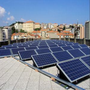 Système d'énergie solaire commerciale 10kw 15kw Panneau Solaire système 20kw
